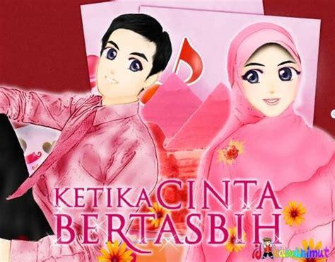 macam macam kartun kartun gamabr muslimah  muslim