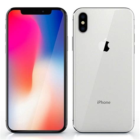 0 Iphone X Apple Iphone X For Element 3d
