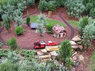 miniature gardening com cottages c 2 pauline s fashionable garden travels new miniature train