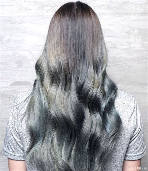 coloring hair gray trend name 20 shades of the grey hair trend