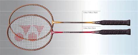 Raket Yonex Biasa tips dan cara memilih raket badminton bulu tangkis