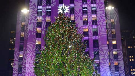 when do they take down the rockerfella christmas trees when is the rockefeller center tree lighting 2015 heavy
