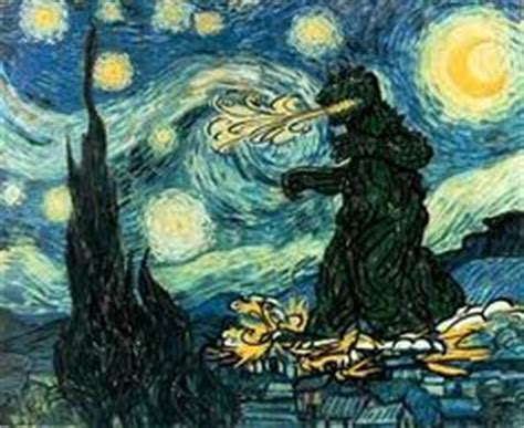 9 geeky variations of a starry night by van gogh epic iron man starry night parody ironman pinterest
