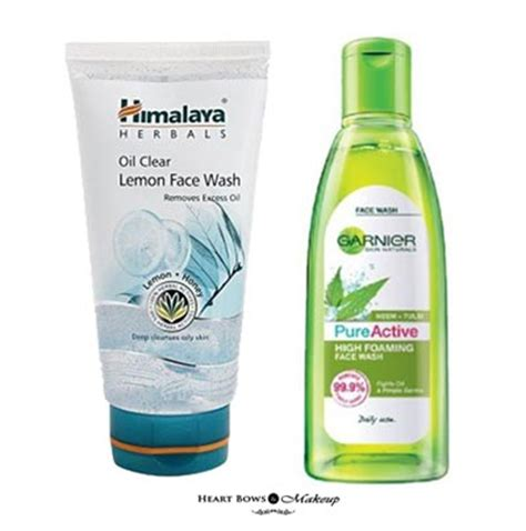 Wash Refreshing Blue For Acne Skin best wash for acne prone skin pimples in india top