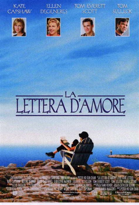 film oscar d amore la lettera d amore film 1999