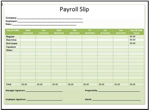 payroll calculator office templates