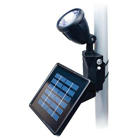 Solar Led Flagpole Light Black Outdoor Solar Led Flagpole Light 4c342 Www
