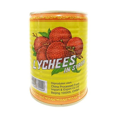 jual daily deals narcissus lychee in syrup canned minuman buah leci kaleng 567 g