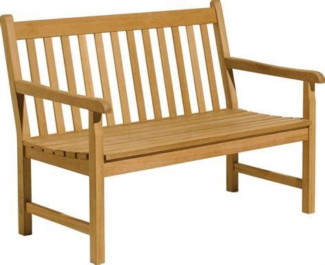 teak patio bench oxford garden classic shorea outdoor teak wood bench