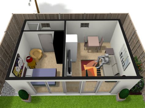 Two Bedroom Granny Flat Floor Plans granny annex self contained granny annexe granny flat