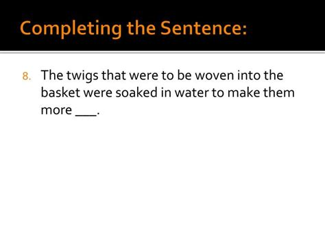 Opulent In A Sentence Ppt Vocabulary Unit 1 E Powerpoint Presentation Id