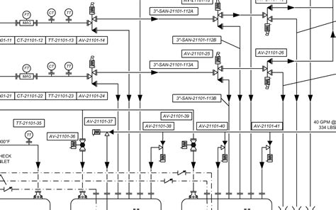 process and instrumentation diagram process and instrumentation diagram 35 wiring diagram