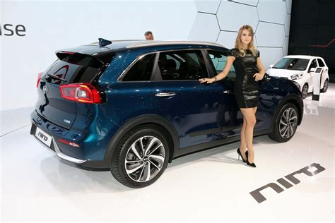 Niro Kia Kia Niro Hybrid Ready To Rule The Crossover Section