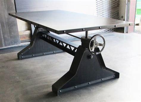 vintage industrial steel rivets design adjustable