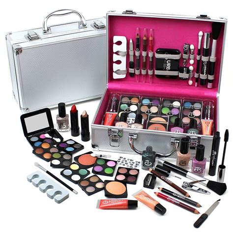 Where To Buy Vanity Sets Urban Beauty Make Up Set Amp Vanity Case 60pcs Cosmetics