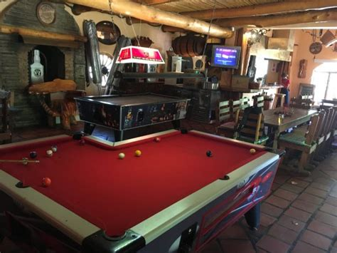 l shaped pool table bush prince albert restaurant bewertungen