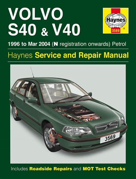 service repair manual free download 2010 volvo s60 user handbook volvo s40 v40 repair manual 1996 2004 haynes 3569 best price