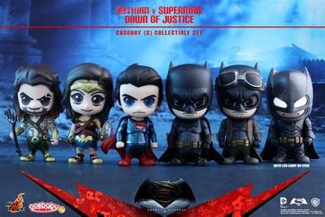 Toys Cosbaby Bvs Superman Boxset toys batman v superman cosbaby set discussion at toyark