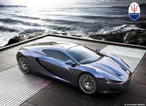 Or Maserati Maserati Bora Concept Study