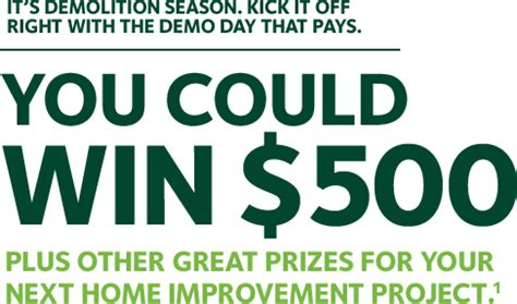 Waste Management Sweepstakes - waste management demo pay day win 1 of 3 500 usd giveawayus com