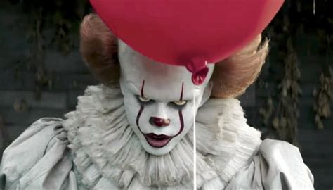 the clown brown fox it s yom kippur for me and pennywise the