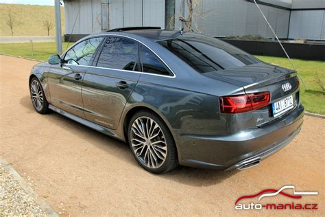 Audi A6 Test by Test Audi A6 3 0 Tdi Quattro S Line At