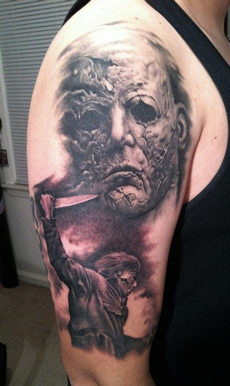 tattoo nightmares los angeles california 25 horror villain tattoos that will give you nightmares