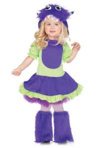 toddler girls halloween costumes toddler cuddle monster costume