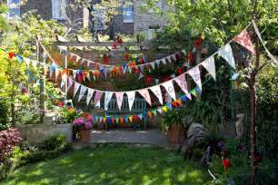 Make your own bunting an easy craft project for the summer buttonbag
