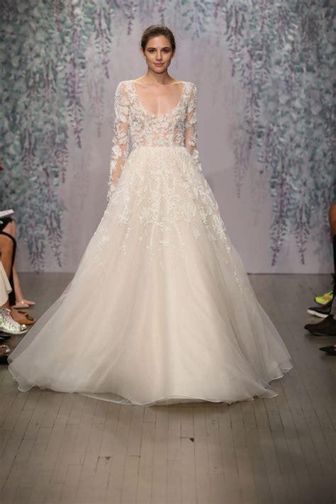 45 best wedding dress and gowns monique lhuillier fall 2016 wedding dresses weddingbells