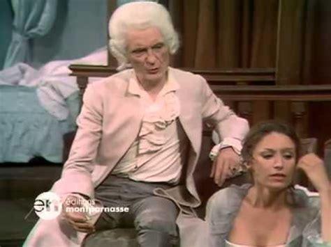 le jeu de lamour marivaux le jeu de l amour et du hasard com 233 die fran 231 aise 1976 youtube