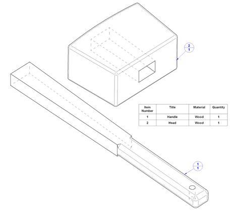 woodworking blueprint maker wooden mallet plans pdf woodworking