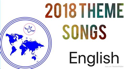 english themes songs 2018 church of pentecost theme songs full english