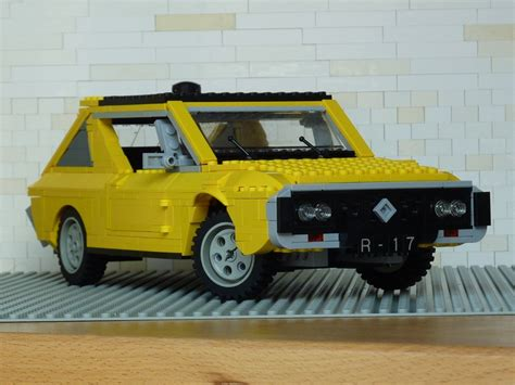 renault lego 1973 renault 17 a lego 174 creation by antoine potten