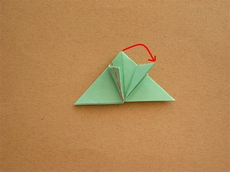 Origami Cut Outs - origami jumping frog 183 how to fold an origami animal