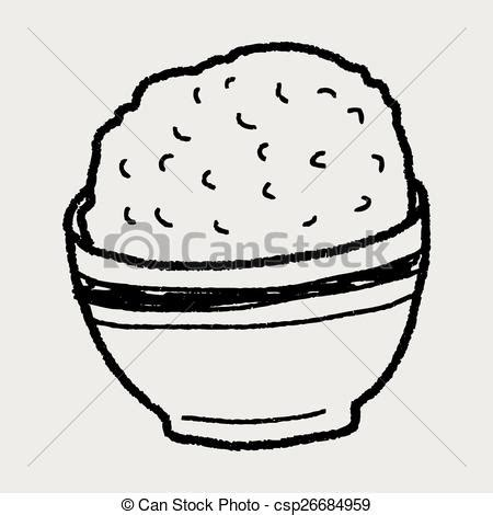 bowl of rice black white line art tatoo tattoo rice doodle clipart vector search illustration drawings