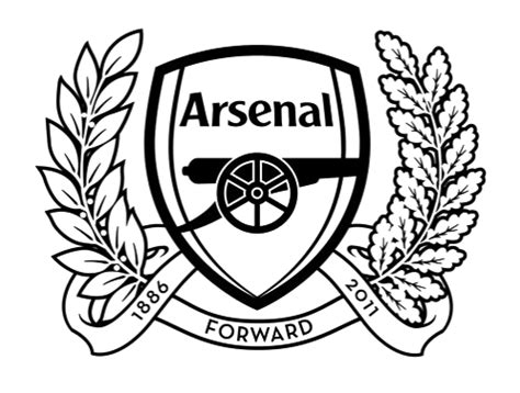 arsenal logo vector arsenal vector logo logospike com famous and free