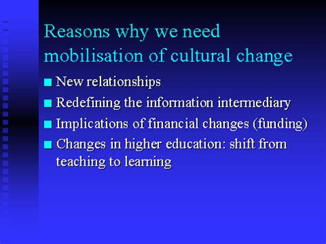 Why We Do Not Need To Detox From Technology by Reasons Why We Need Mobilisation Of Cultural Change