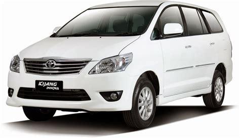 Lu Depan Mobil Kijang Innova Spesifikasi Dan Harga Mobil Kijang Inova Terbaru 2017 Id