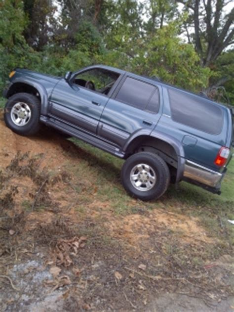 1998 Toyota 4runner Lift Kit Toytec Auto Parts At Cardomain