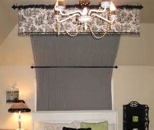 Fabric Canopy Over Bed by Diy Bed Canopy The Inspired Room