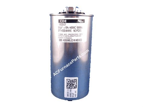 lennox furnace capacitor price buy lennox oem capacitors in stock for ship