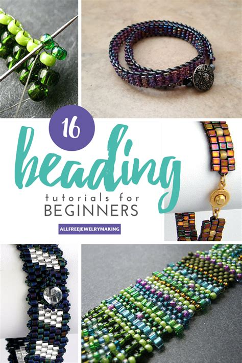 beadwork for beginners beginner beading tutorials how to peyote stitch brick