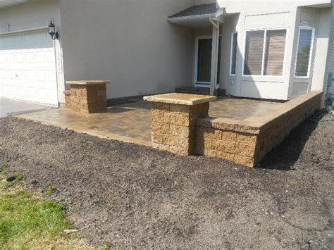 front yard patio designs wall front yard patio garden living front