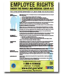 printable fmla poster pinellas county government pinellas county florida