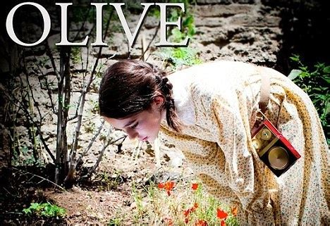 'olive' is the first full length film ever shot using a