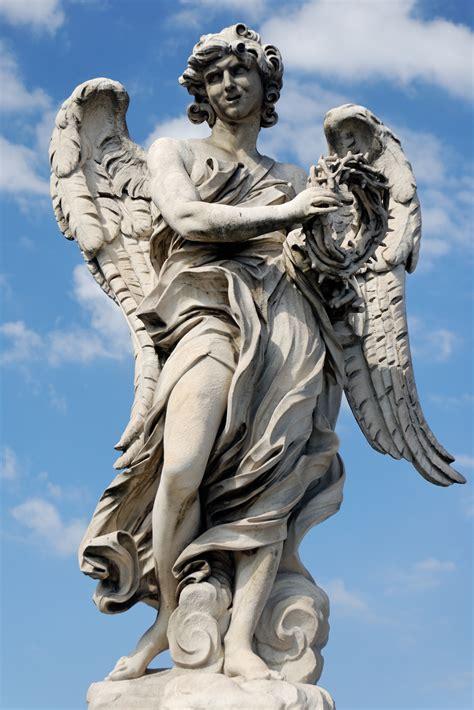 angel sculptures world s strangest monstrous angelic unusual bridge