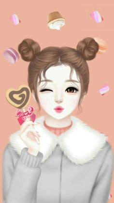 pin  nguyen thi  cute laurra girl wallpapers