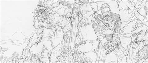 the witcher coloring book books ending gif find on giphy