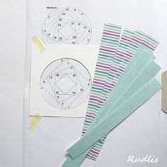 Iris Folding Paper Strips - 1000 images about cards with iris folding on